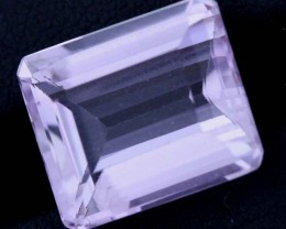 8.75CTS  AMETHYST NATURAL FACETED STONE TBG-2628