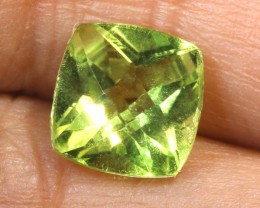 2.3CTS FACETED QUARTZ NATURAL STONE TBG-2634