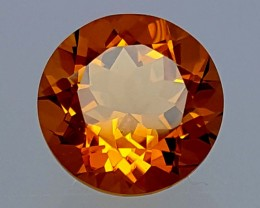 3.50 Crt Madeira Citrine Stunning  Gemstone   Jl147