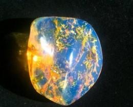 Natural Dominican Amber - 103.5 carats - 20.70 grams