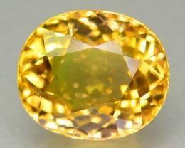 3.60 ct Bi Color Hue Tourmaline Great Sparkle SKU-6