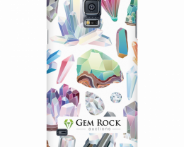 Samsung Galaxy S5 - Official Gem Rock Auctions Phone case