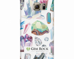 Samsung Galaxy S6 Edge - Official Gem Rock Auctions Phone case