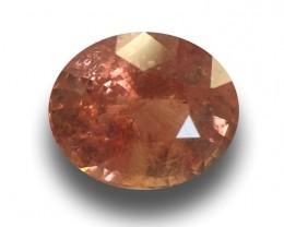 Natural Unheated Orange Sapphire |Loose Gemstone| Sri Lanka - New