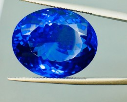 29.25 Crt Natural Tanzanite Top Quality Faceted Gemstone