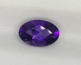 2.32 CT NATURAL AMETHYST HIGH QUALITY GEMSTONE S83