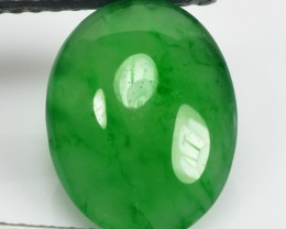 ~UNTREATED~ 2.16 Cts Natural Green Jadeite Burmese Gem