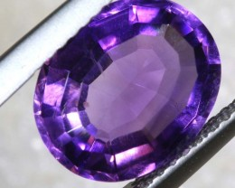 3.40CTS AMETHYST NATURAL FACETED STONE LG-1842