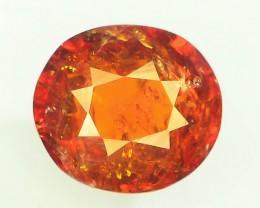 2.05 ct Natural Hessonite Garnet