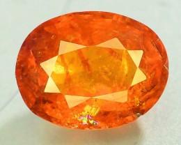 2.10 ct Natural Hessonite Garnet