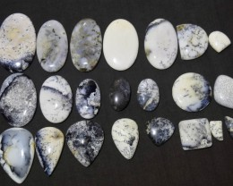 1003.75 Ct NATURAL BEAUTIFUL DENDRITIC AGATE WHOLESALE LOT UNTREATED