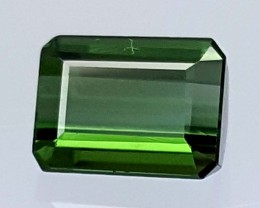 1.30 Crt Tourmaline Mint Green  Stunning  Gemstone   Jl148