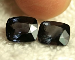 4.66 Tcw. Matched VVS Purple/Blue Spinels