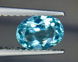 0.73Crt GIL Certified Paraiba Tourmaline Faceted Gemstone (R 100)