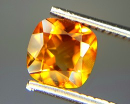 0.90 Crt Natural Citrin Faceted Gemstone (R 100)