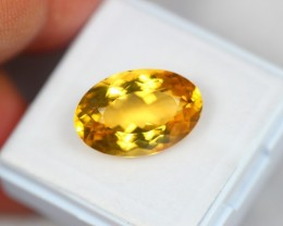 NR Lot 06 ~ 8.10Ct Natural VS Clarity Golden Color Citrine