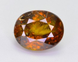 2CT NATURAL SPHENE BEAUTIFUL GEMSTONE