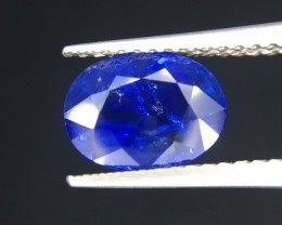 2.40 Crt Natural Sapphire Faceted Gemstone