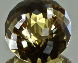 AAA Citrine Master Precision Cut ! Truly amazing piece ! - NR Auctions