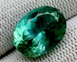 8.80 CT GREEN SPODUMENE BEST QUALITY GEMSTONE IGC76
