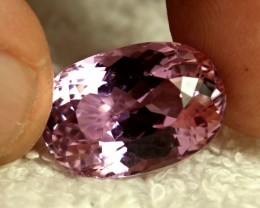 20.25 Carat VVS1 Pink Himalayan Kunzite - Superb