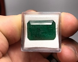 15.50 cts HUGE EMERALD - COLLECTOR QUALITY - NOVA ERA, BRAZIL LOCALITY