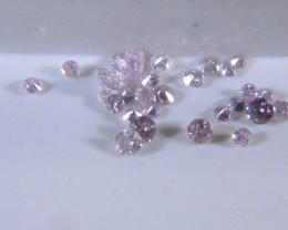 0.51ct  Pink Diamond Parcel, 100% Natural Untreated