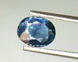 0.60 Crt Natural Sapphire Faceted Gemstone (R 101)