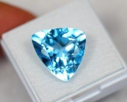 Lot 11 ~ 15.21Ct Natural VS Clarity Swiss Blue Color Topaz