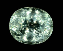 45.45 ct Green Color Spodumene Gemstone From Afghanistan (A)