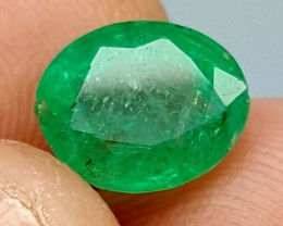 100% Natural Zambian Emerald 2.75 Crt jle07