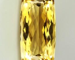 70.17ct Mastercut Citrine - Superb VVS Antique Cut gem