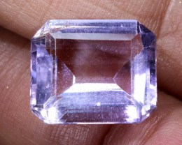7.9CTS AMETHYST NATURAL FACETED STONE TBG-2678