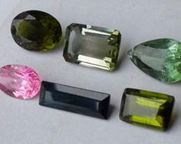 6.60 CTS GENUINE NATURAL ULTRA RARE COLLECTION TOURMALINE NR!!!