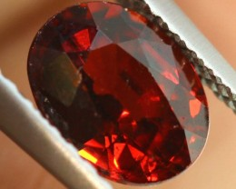 1.25CTS SPESSARTITE GARNET FACETED  TBG-2685