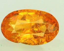 1.45 ct Natural Hessonite Garnet