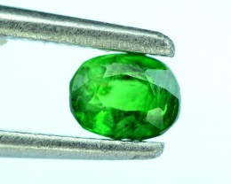 0.30 cts Untreated Tsavorite Garnet Gemstone