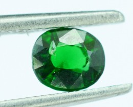 0.50 cts Untreated Tsavorite Garnet Gemstone