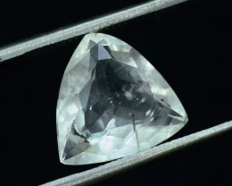 2.95 cts Untreated Rare Clear Pollucite Gemstone from Kunar