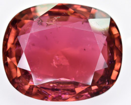 41.20 Crt Natural Rubellite Good Luster Top Colour Faceted Gemstone (913)