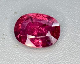 3.60 Crt Natural Rubelite Top Quality Good Color Faceted Gemstone (913)