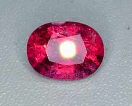 2.90 Crt Natural Rubelite Top Quality Good Color Faceted Gemstone