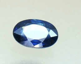 0.55 Crt Natural Sapphire Faceted Gemstone (R 102)