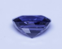 These photo's taken inside lighting.   Video was taken in natural sunlight.   Color switching certified cobalt spinel.