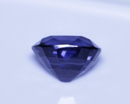 4.22 cts cobalt certified Sri Lankan spinel.