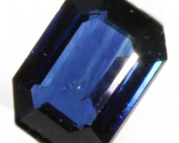 1.15 CTS CERTIFIED  BLUE SAPPHIRE -MADAGASCAR[SM713]SA