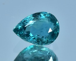 1.09 Cts Unusual Rare Greenish Blue Natural Grandidierite