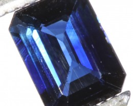 1.03 CTS CERTIFIED UNHEATED  BLUE SAPPHIRE -MADAGASCAR[SM172]SA