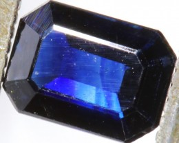 1.077 CTS CERTIFIED UNHEATED  BLUE SAPPHIRE -MADAGASCAR[SM173]SA