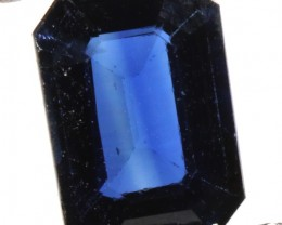 1.19 CTS CERTIFIED UNHEATED  BLUE SAPPHIRE -MADAGASCAR[SM178]SA